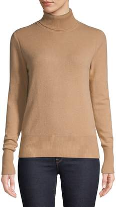 Equipment Turtleneck Cashmere Sweater