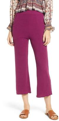 Angie Rib Crop Pants