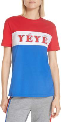 etre cecile Yeye Girls Graphic Tee