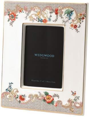 Wedgwood Wonderlust Floral Photo Frame