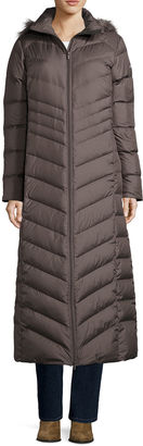 Columbia Icy Heights Commuter Down Jacket $280 thestylecure.com