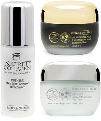 Secret Collagen Bio Brightening Skin Reparative System