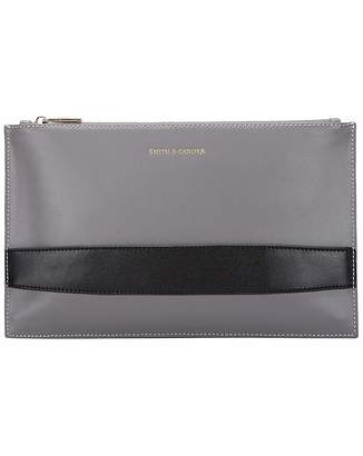 Smith   Canova Zip Top Hand Strap Clutch 366a817274c9d