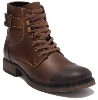 ROAN Dean Lace Leather Boot