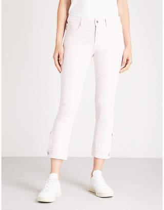 Zadig & Voltaire Eva mid-rise skinny corduroy trousers