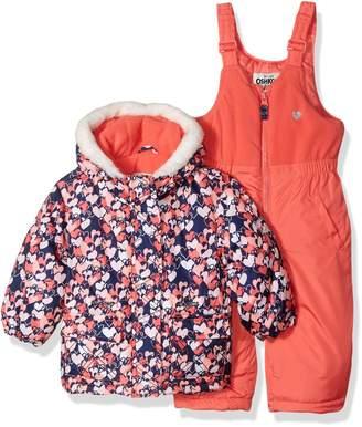 Osh Kosh OshKosh Baby Girls Infant Hw Snowsuit B2175s15