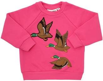 Mini Rodini Ducks Organic Cotton Sweatshirt