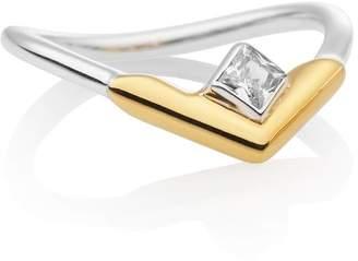 Relevée The Rise Diamond Ring