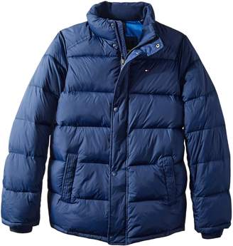Tommy Hilfiger Men's Big-Tall Classic Puffer Jacket