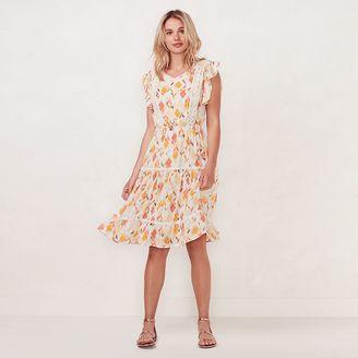 Women's LC Lauren Conrad Lace Midi Dress $64 thestylecure.com