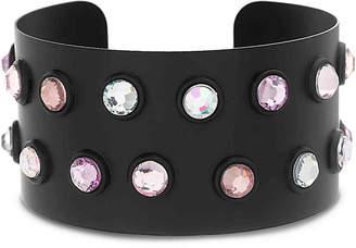Steve Madden Stone Casted Cuff Bracelet - Women's