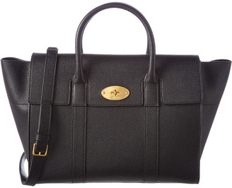 Mulberry Bayswater Classic Small Grain Leather Satchel