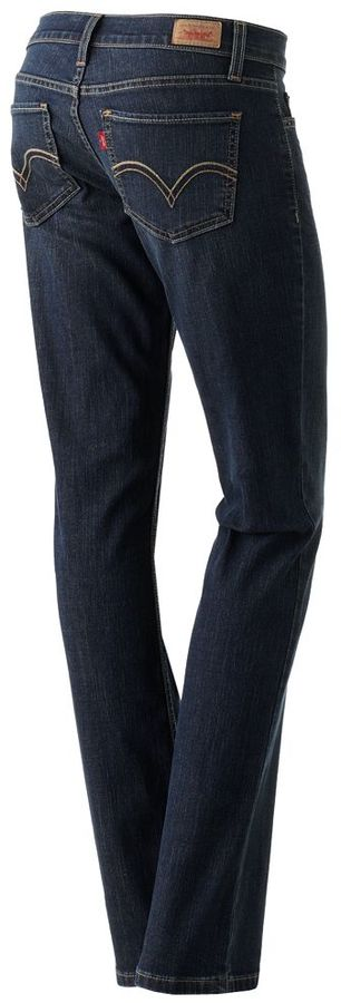 Levi's 524 Straight Jeans - Juniors