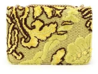 Couture Brooch (クチュール ブローチ) - クチュールブローチ Casselini ゴブランタッチコンパクトバッグ