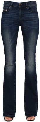 Sandy-B Boot Cut Cotton Denim Jeans $198 thestylecure.com