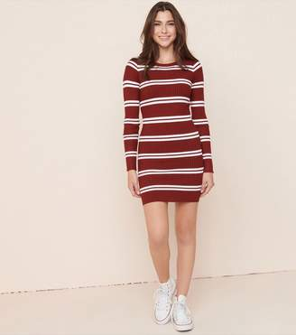 Garage Crew Neck Dress
