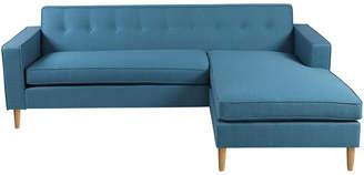Mid-Century MODERN 808 Home Kardiel Eleanor Bi-Sectional Sofa