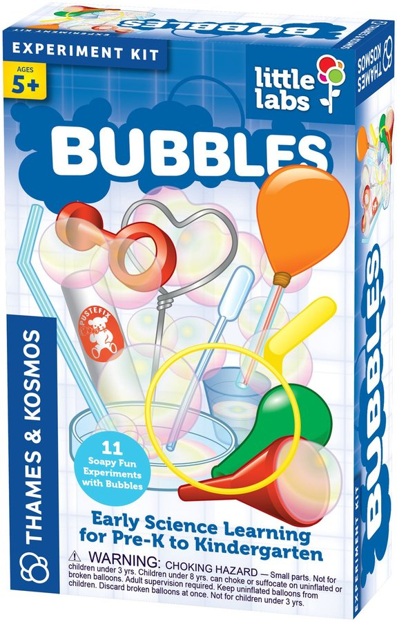 Thames & Kosmos Little Labs: Bubbles