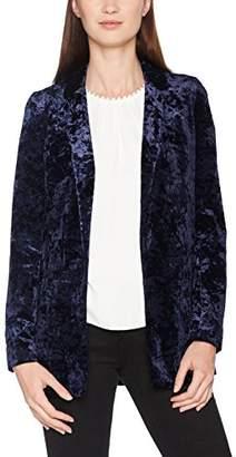 Wallis Women's Velvet Jacket Suit