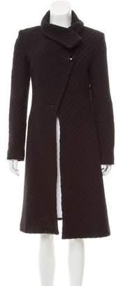 Temperley London Wool Knee-Length Coat