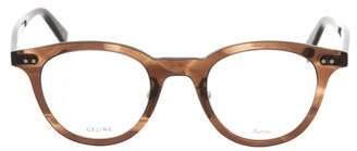 Celine Round Frame Eyeglasses w/ Tags