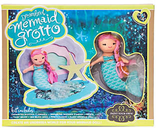 Dreamland Fairy Dreamland Mermaid Doll and Grotto Kit