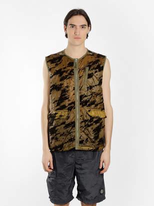 Stone Island Shadow Waistcoats