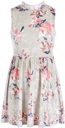 Epic Threads Big Girls Velvet Dress, Created for Macy's