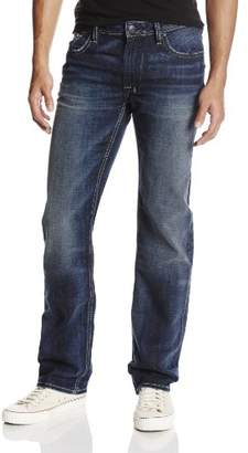 Buffalo David Bitton Men's Driven - X Straight-Leg Jean