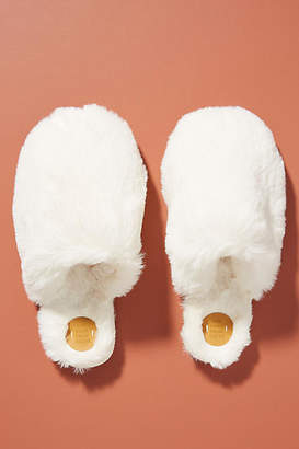 Far Away From Close Margot Faux Fur Slippers