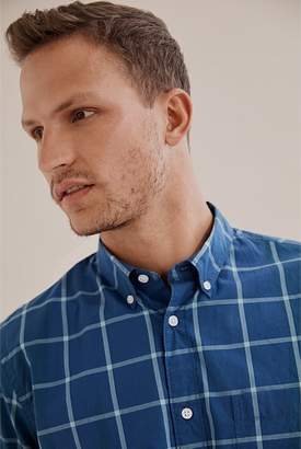 Country Road Regular Windowpane Shirt
