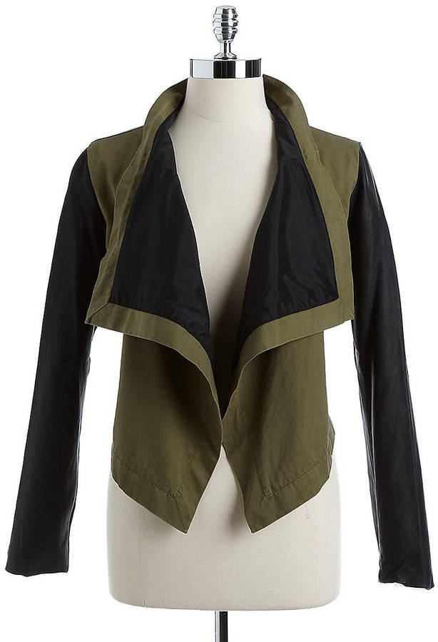 Patterson J. Kincaid Marco Leather Jacket