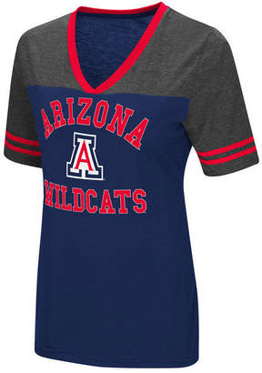 Colosseum Women's Arizona Wildcats Whole Package T-Shirt