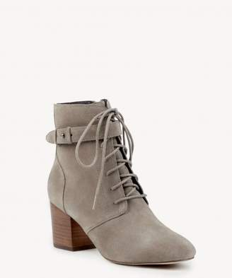 Sole Society Glenda Lace Up Bootie