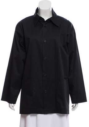 eskandar Lightweight Oversize Jacket