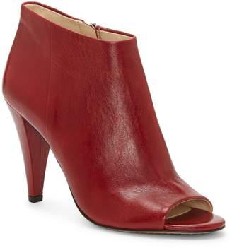 Azalea Peep-toe Ankle Boot