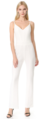 Black Halo Maja Jumpsuit $345 thestylecure.com