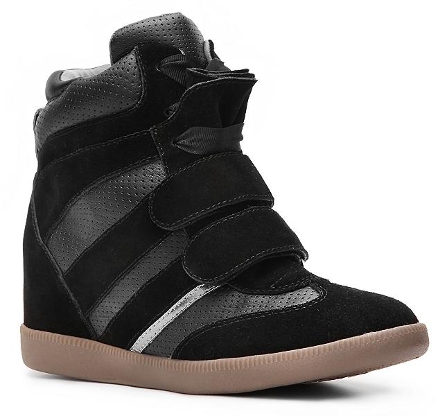 Report Cosette Wedge Sneaker