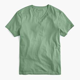 J.Crew Slim Mercantile Broken-in V-neck T-shirt