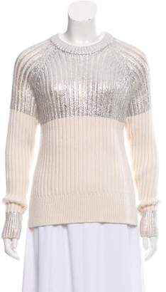 Joseph Wool Foil Sweater
