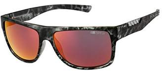 Nascar Overdrive 108P Polarized Rectangular Sunglasses