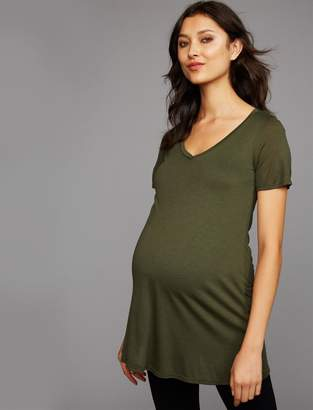 A Pea in the Pod A-Line Maternity T Shirt