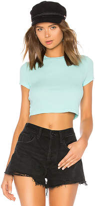 Cotton Citizen Venice Crop Tee