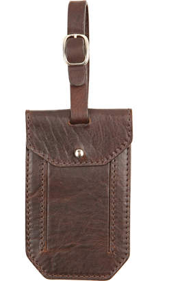 Moore & Giles Fine Leather Luggage Tag