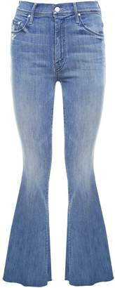 Mother The Weekender Mid-rise Jeans