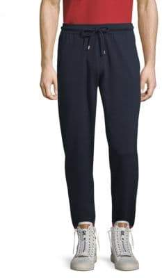Bally Cotton Knit Lounge Pants