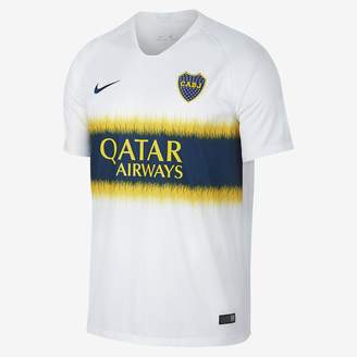 Nike 2018/19 Boca Juniors Away Stadium Men's Soccer Jersey