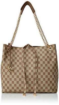 d20821bf33 Piero Guidi Shopping Con Catena, Women's Shoulder Bag,32x28,5x13,5 cm