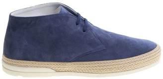 Hogan H358 Lace-Up Shoes