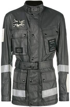 Belstaff belted jacket